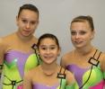 Charleen, Alina & Alicia
