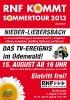 RNF Sommertour 2013