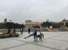Generalprobe Baku März 2015